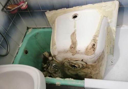 Восстановление и реставрация ванн эмалью | Эмалирование ванн