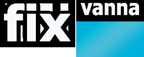 Логотип компании Fixvanna